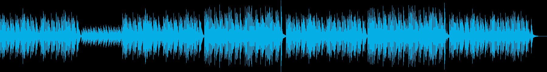 bpm104 キッズTikTok可愛い笛の再生済みの波形