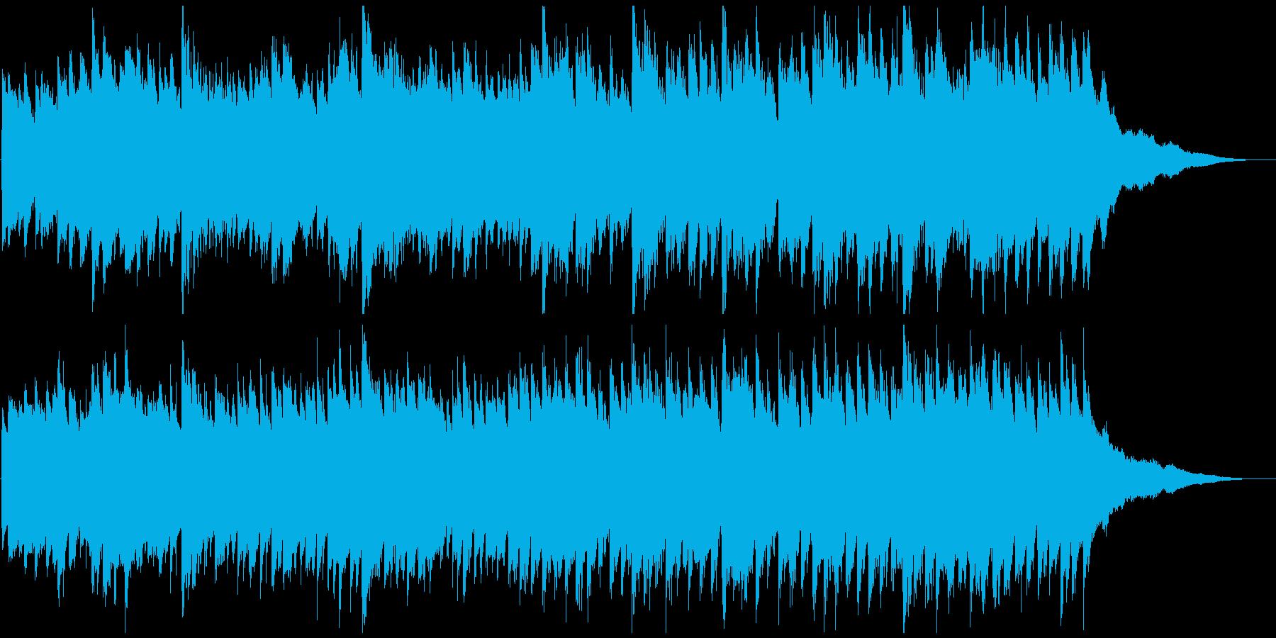 品位を感じるピアノジングルで高級感演出の再生済みの波形
