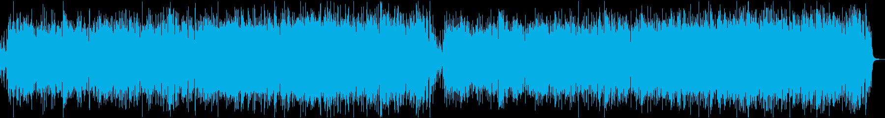陽気なカントリーフィドルCM軽快疾走感bの再生済みの波形