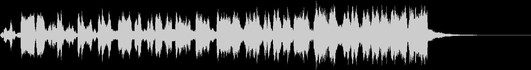 CINEMATIC RISER_16の未再生の波形