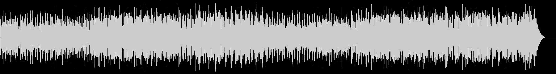 不思議でスタイリッシュなBGMの未再生の波形