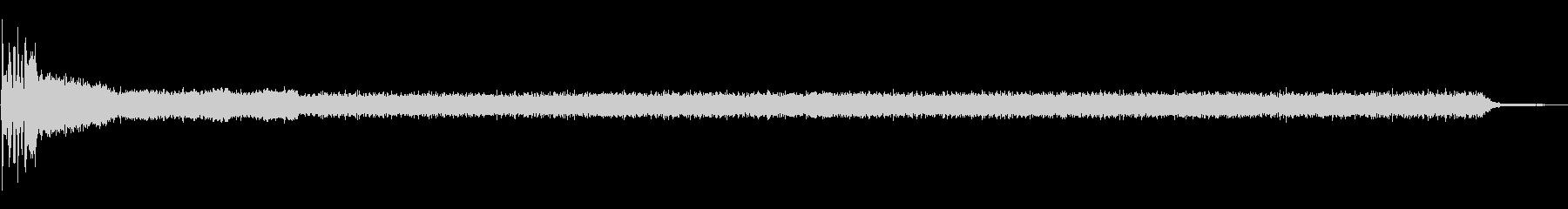ジープ:エクステリア:スタート、ア...の未再生の波形