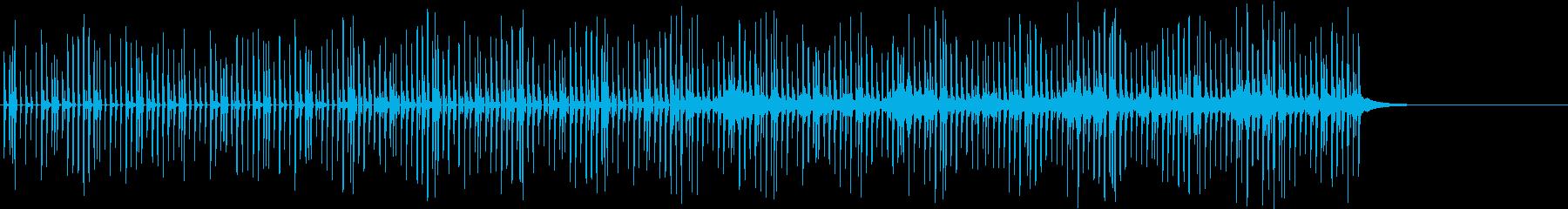 ルンバ コミカル 不思議 クイズ 忙しいの再生済みの波形
