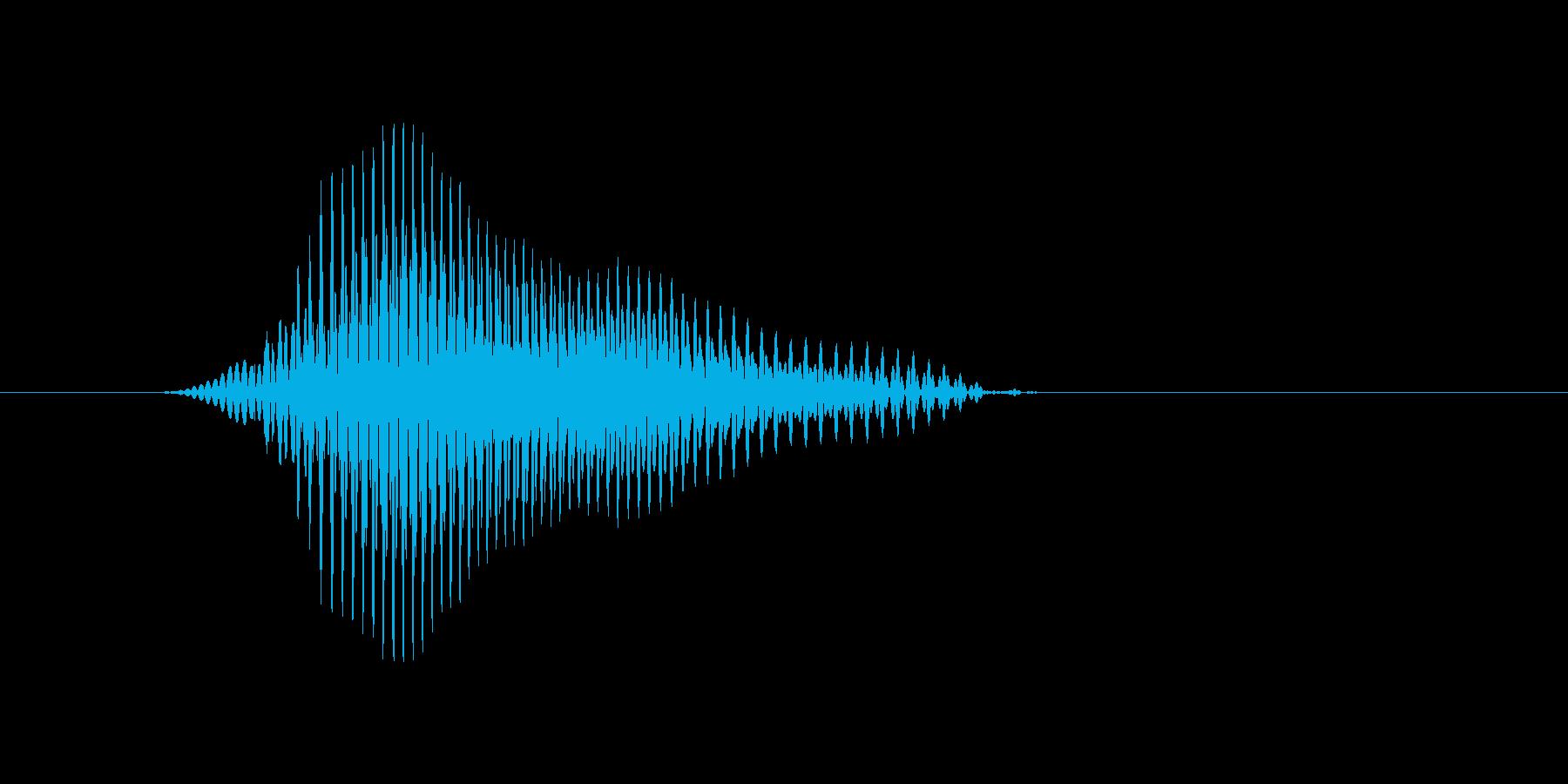 v,V,V(ヴィー)の再生済みの波形