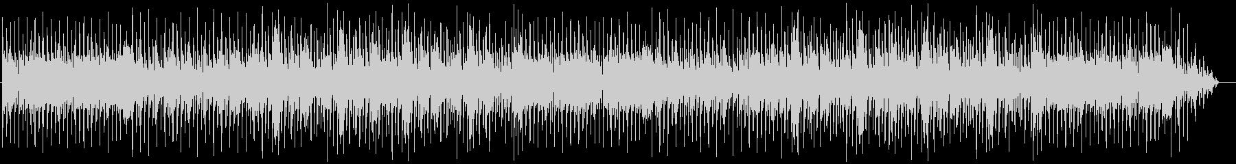 80年代PCゲーム風FM音源BGMの未再生の波形
