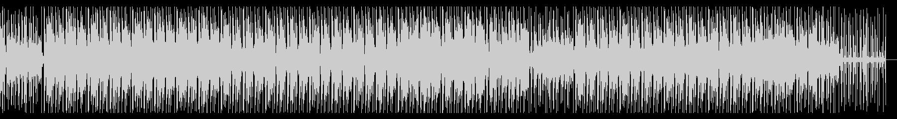 ドリーミー・爽やか・温もり・メロウ・鍵盤の未再生の波形