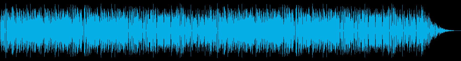 NES アクションD04-1(ステージ3の再生済みの波形