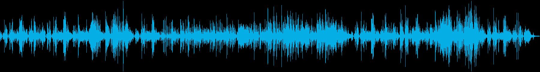ジャズ 感情的 クール ハイテク ...の再生済みの波形