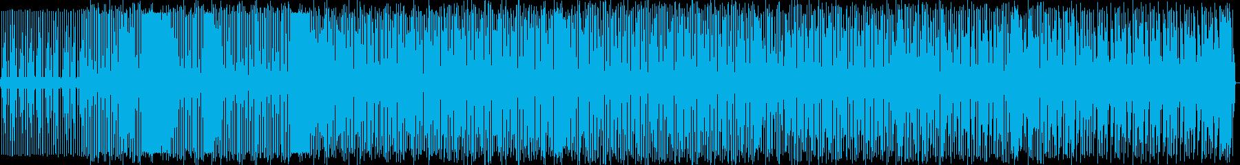 機械的またはロボットの不完全性、張...の再生済みの波形