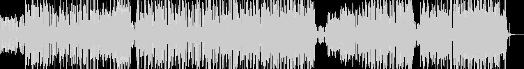 マリンバの童話チックなカントリーポップの未再生の波形