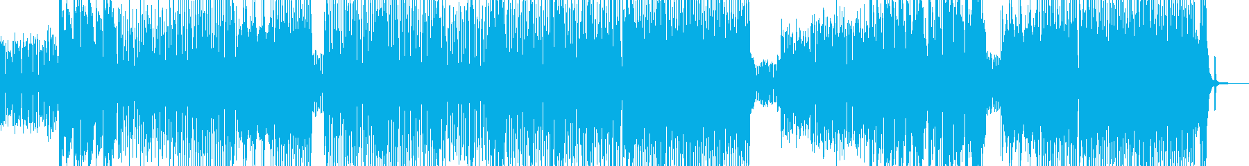 マリンバの童話チックなカントリーポップの再生済みの波形