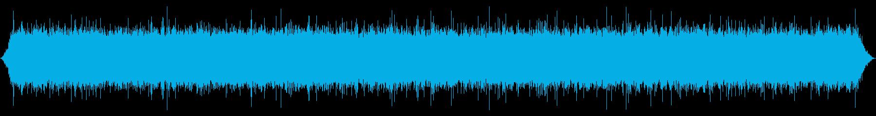 川:中深層バブリングフローの再生済みの波形