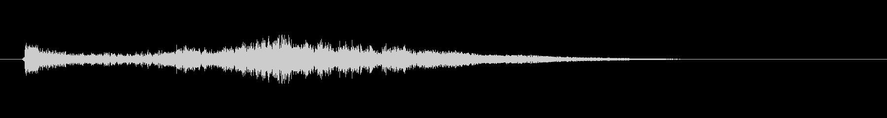アコースティックギター-ギターロン...の未再生の波形