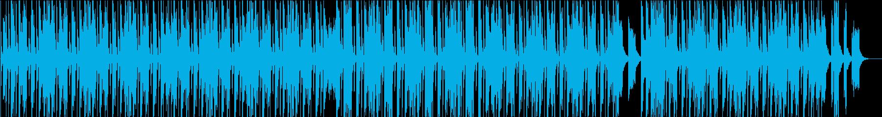 CM向けBoombapヒップホップの再生済みの波形