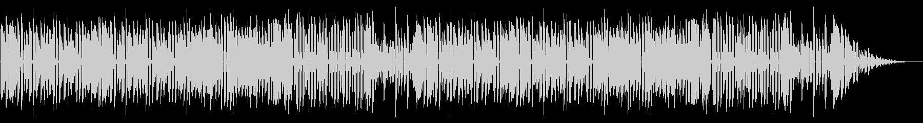 NES アクションD03-1(ステージ2の未再生の波形