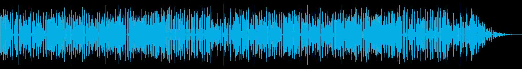 NES アクションD03-1(ステージ2の再生済みの波形