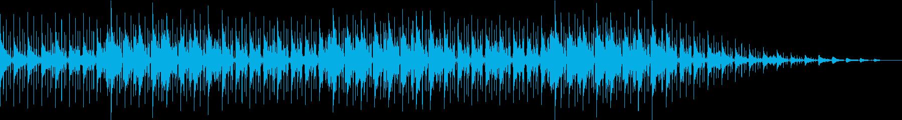 スロウジャズ:お酒のシーンに合う曲_6の再生済みの波形