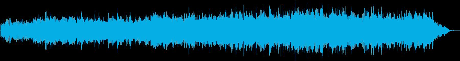 生ヴァイオリン!パッヘルベルのカノンの再生済みの波形