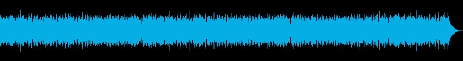 CM・ディズニーのような楽しいファンクの再生済みの波形
