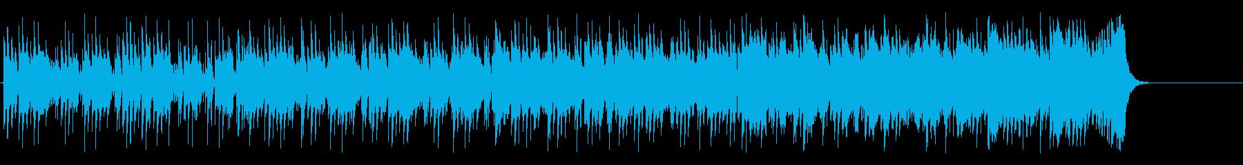 テーマパーク向けポップ(A~サビ~エ…)の再生済みの波形