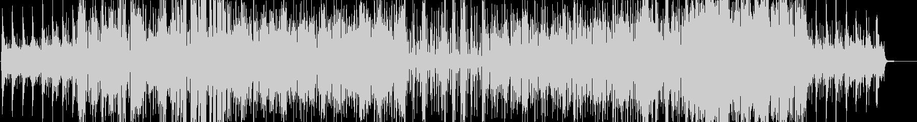 おしゃれなスムースジャズの未再生の波形