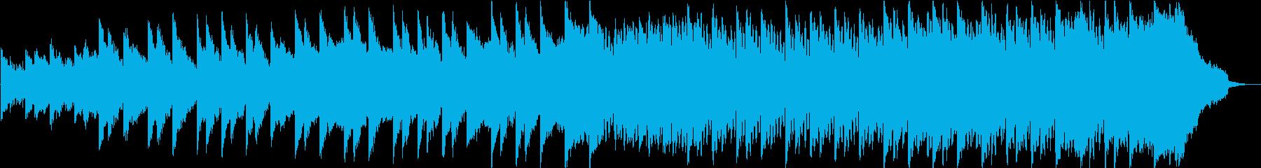 現代的 交響曲 淡々 テクノロジー...の再生済みの波形