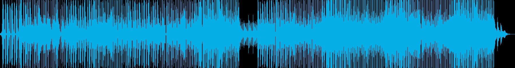 大人しくメロウの雰囲気のR&B 長尺★の再生済みの波形