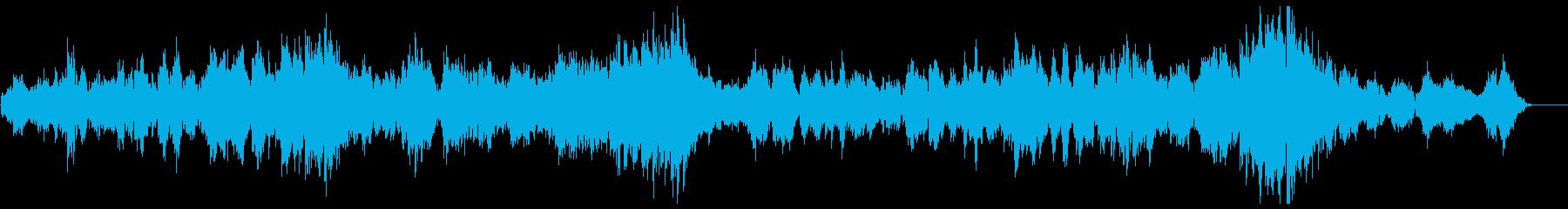 ラヴェル クープランの墓1 プレリュードの再生済みの波形