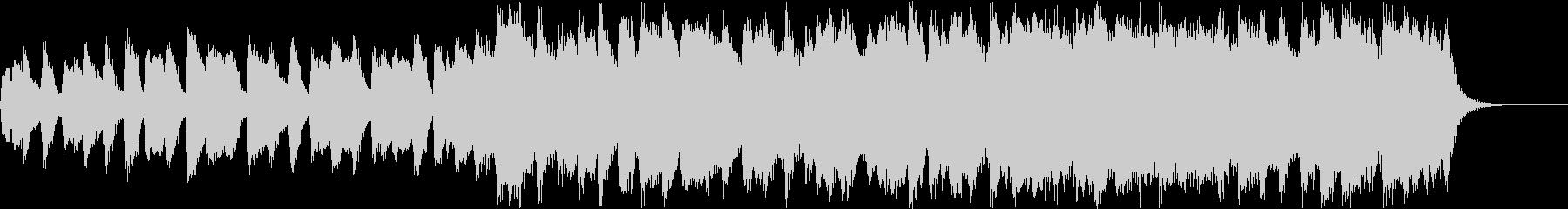 30秒/ワルツ、オーケストラ ダンスや宴の未再生の波形