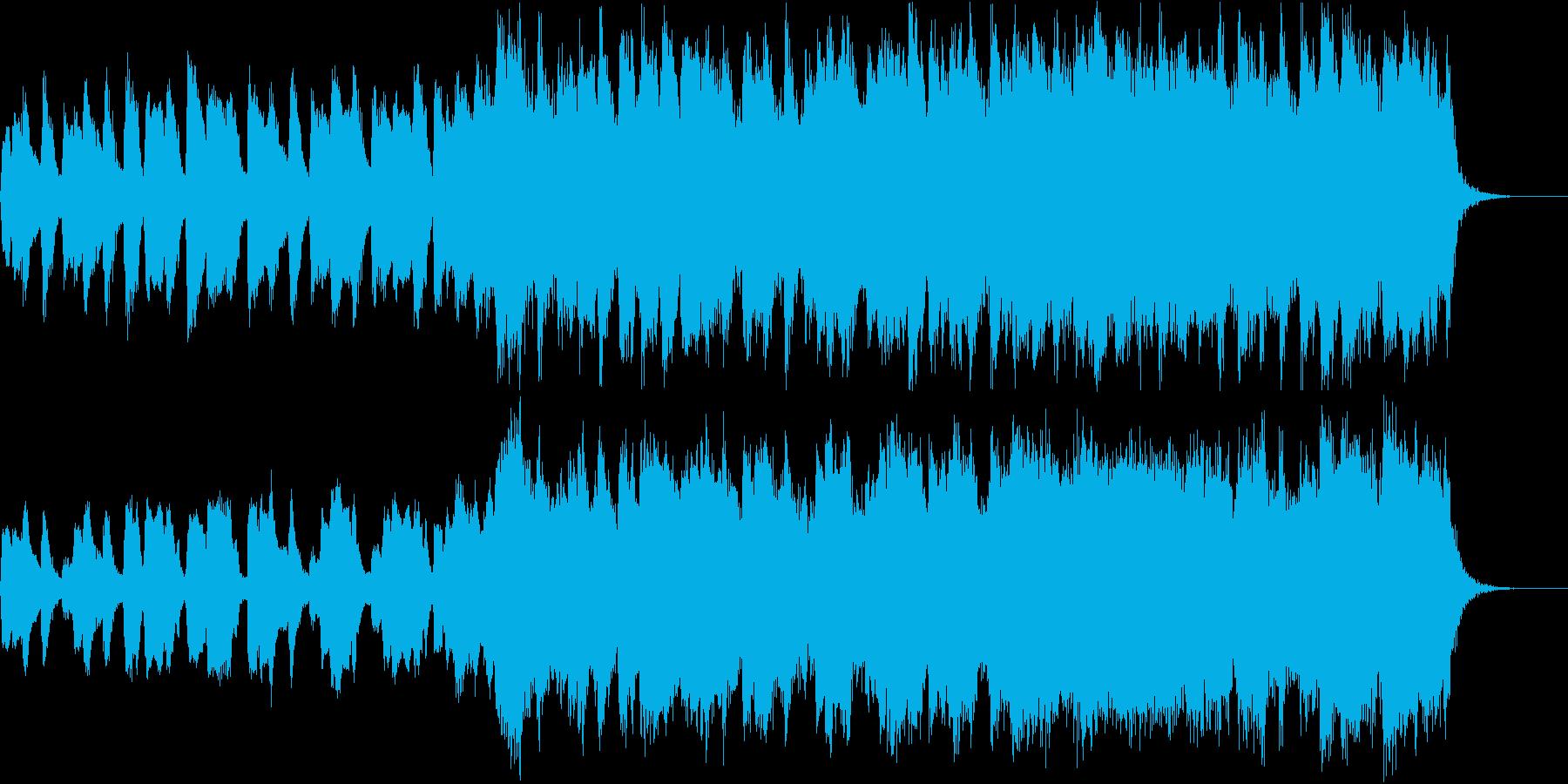 30秒/ワルツ、オーケストラ ダンスや宴の再生済みの波形