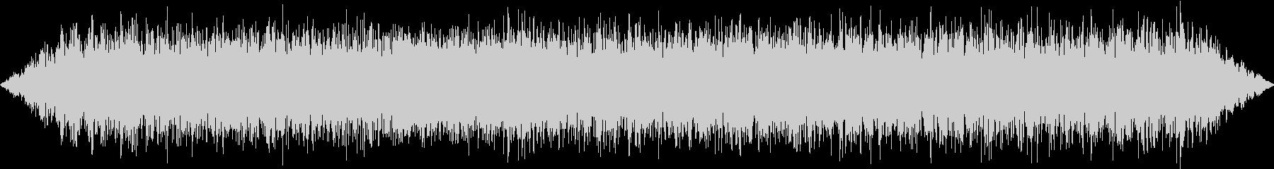 【生録音】エアコンの室外機の音 2の未再生の波形