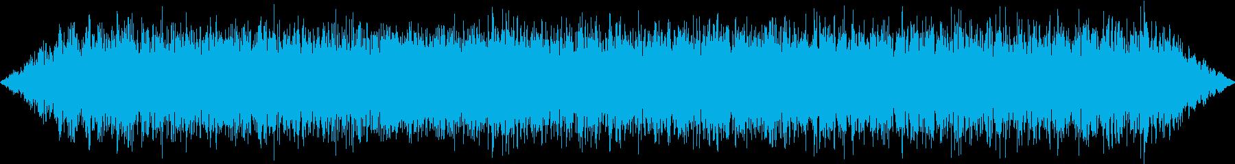 【生録音】エアコンの室外機の音 2の再生済みの波形