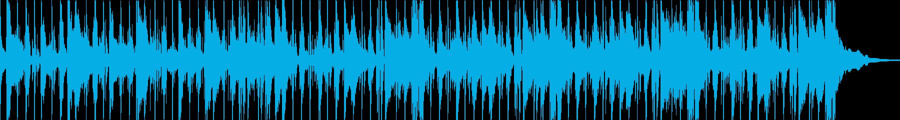 大人なジャズギターと管楽器のサウンドの再生済みの波形