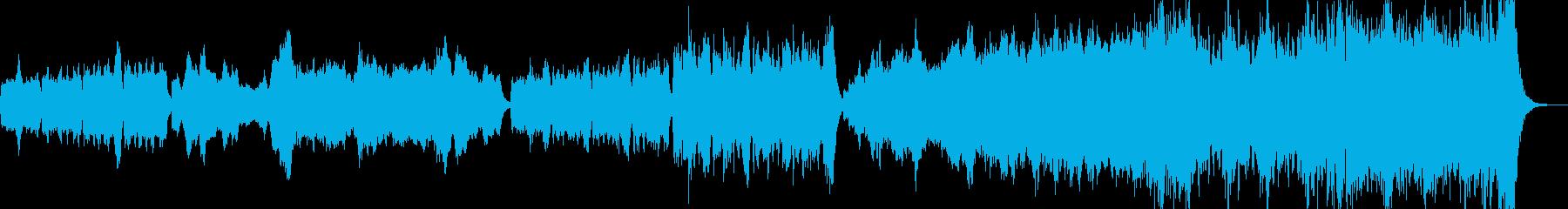 現代的 交響曲 クラシック ロマン...の再生済みの波形