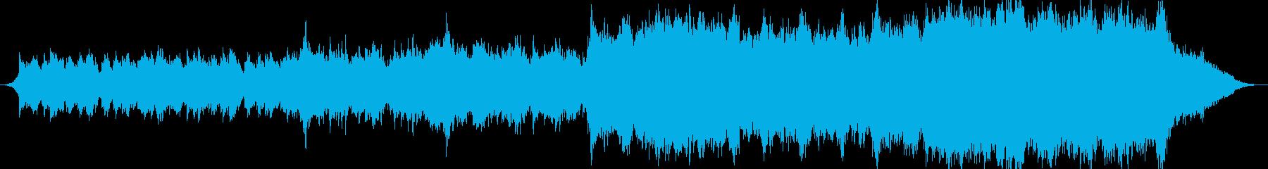 ワールド 民族 現代的 交響曲 ク...の再生済みの波形