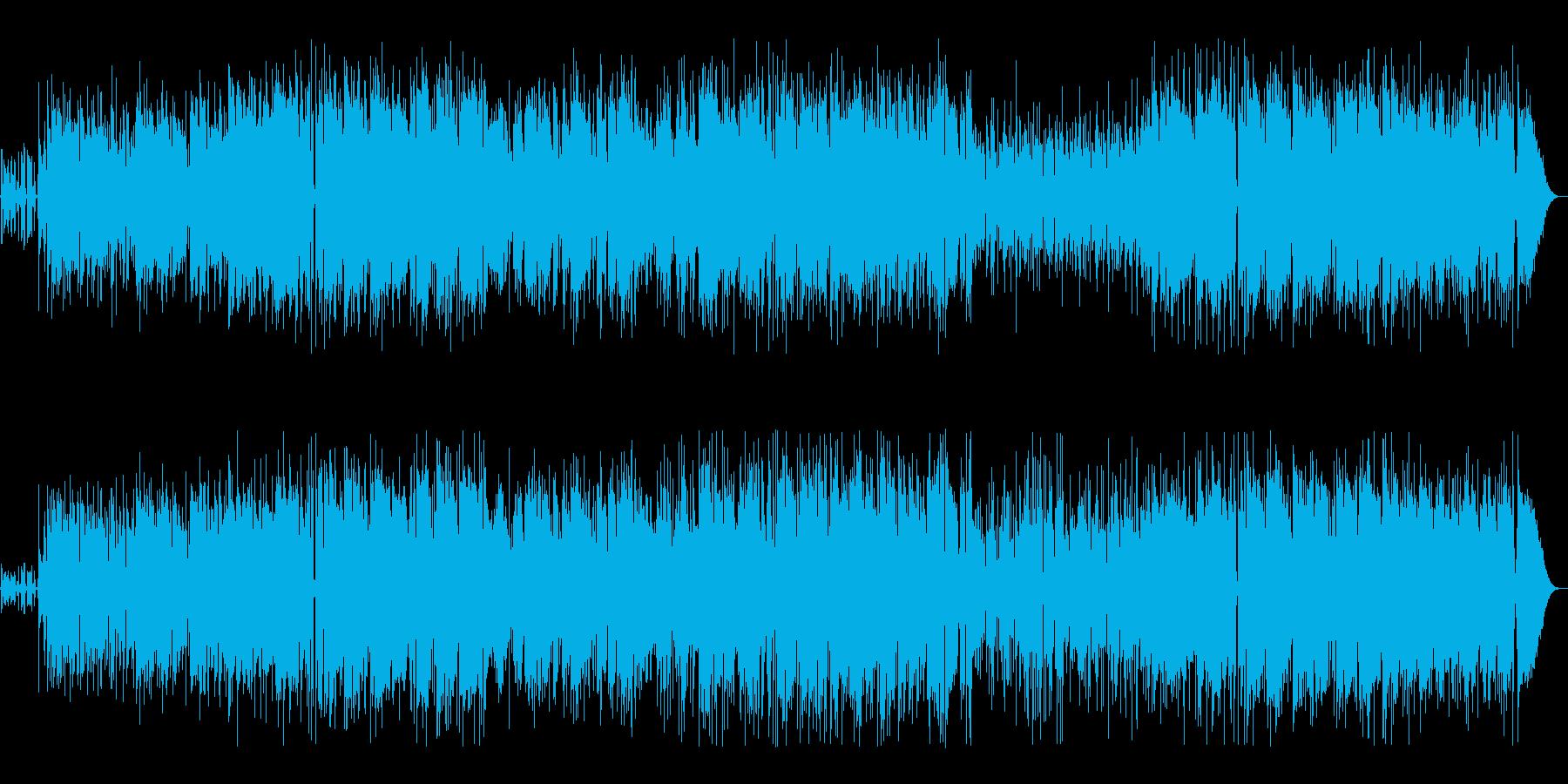 全て生演奏!切ない大人のボサノバの再生済みの波形