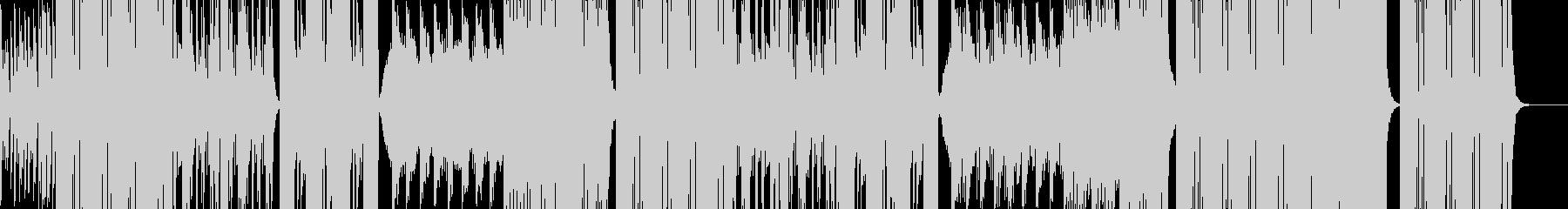 「 筋トレ時に最適 」「 変んなダンス」の未再生の波形