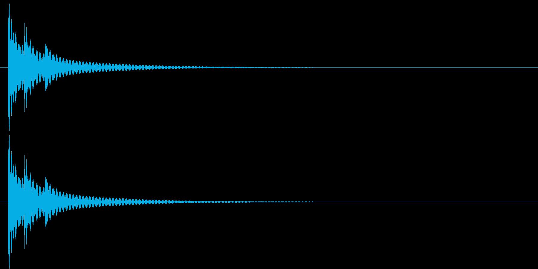 りん・持鈴「チリリーン」#2の再生済みの波形