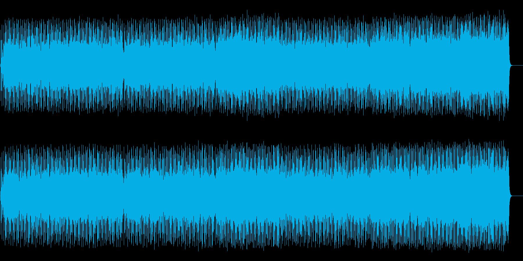 大らかな気分になるポップ(フルサイズ)の再生済みの波形