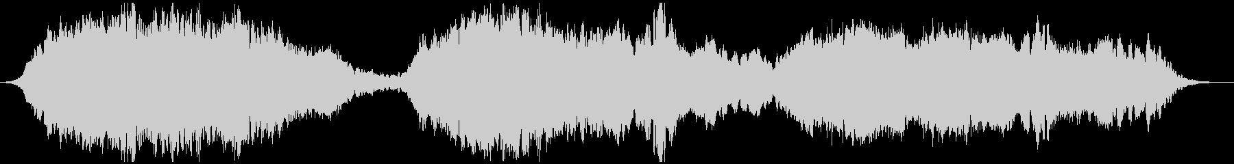 PADS ゴーストシップ01の未再生の波形