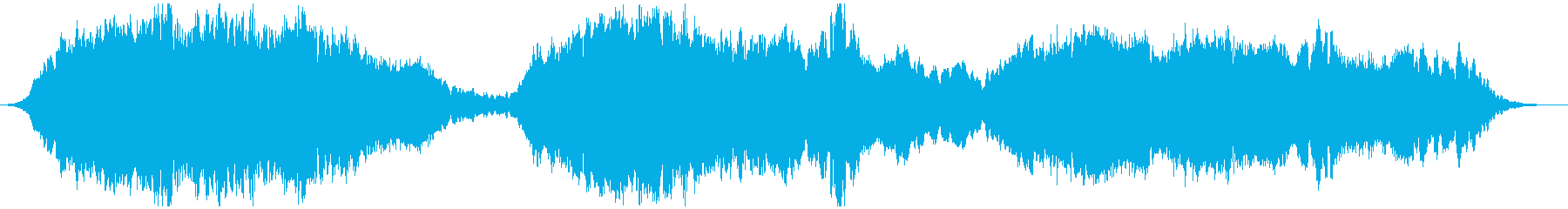 PADS ゴーストシップ01の再生済みの波形