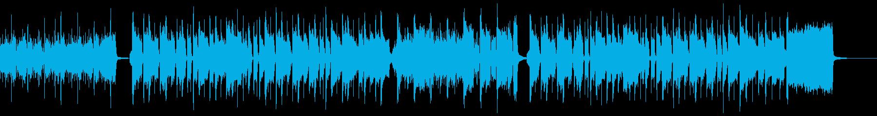 室内、レトロ、3拍子、エレクトロニカの再生済みの波形