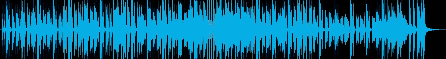 【劇伴】日常の会話シーン_ポップの再生済みの波形