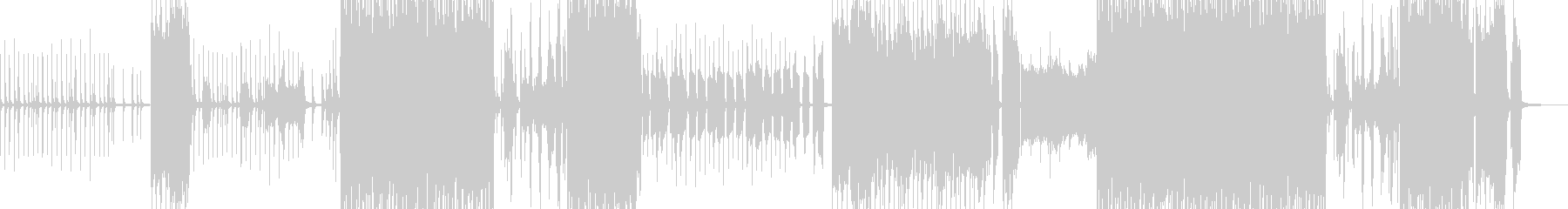ダークメルヘンなカントリーロック ★の未再生の波形