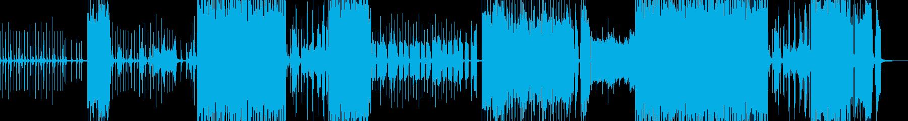 ダークメルヘンなカントリーロック ★の再生済みの波形