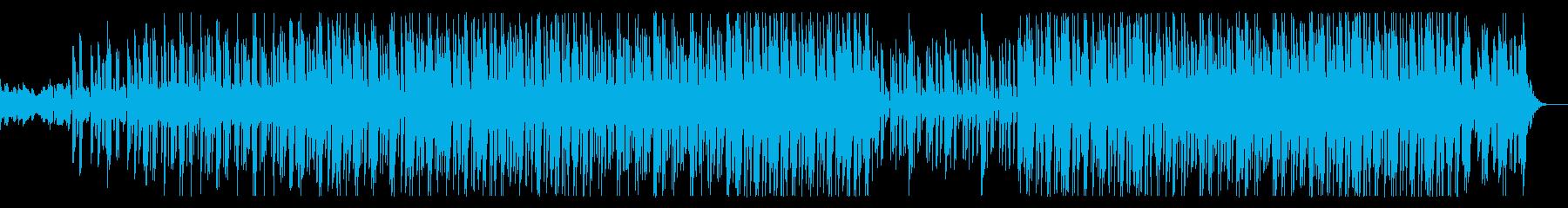 バサノバ 不思議 奇妙 電気ピアノ...の再生済みの波形
