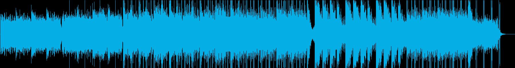 壮大で感動的の再生済みの波形
