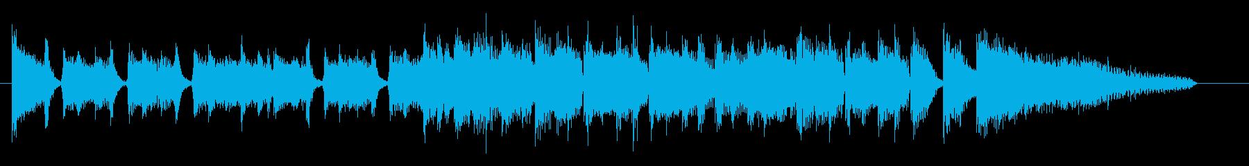 ハッピー&エネルギッシュ!ロックロゴ!の再生済みの波形