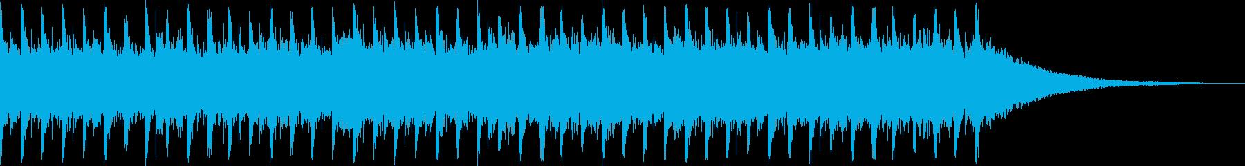 企業VP,コーポレート,ポジティブ30秒の再生済みの波形