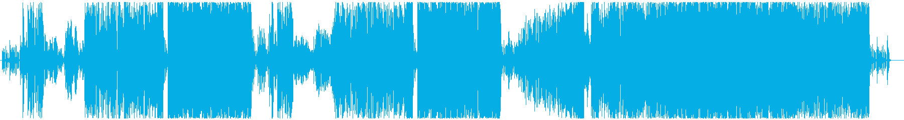 眠れぬ夜のシンフォニーの再生済みの波形